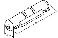 BX201C单保险壳