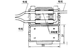BX202C3双保险壳